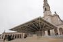 Autoridades temem que milhares de pessoas se desloquem ao santuário