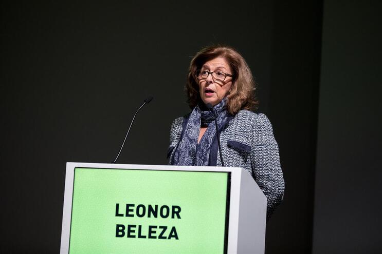 Leonor Beleza, presidente da Fundação Champalimaud