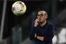 Maurizio Sarri já não é treinador da Juventus