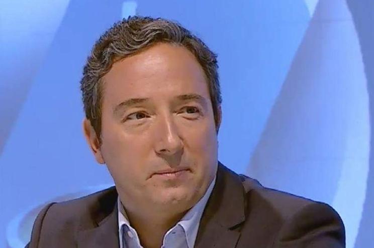 José Fernando Rio anunciou, esta noite, a candidatura à presidência do F. C. Porto