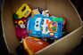 Pandemia parou iniciativa que adaptava brinquedos a crianças com necessidades especiais