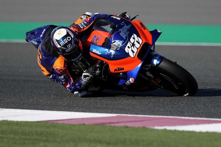 Miguel Oliveira volta a pontuar no Mundial de MotoGP