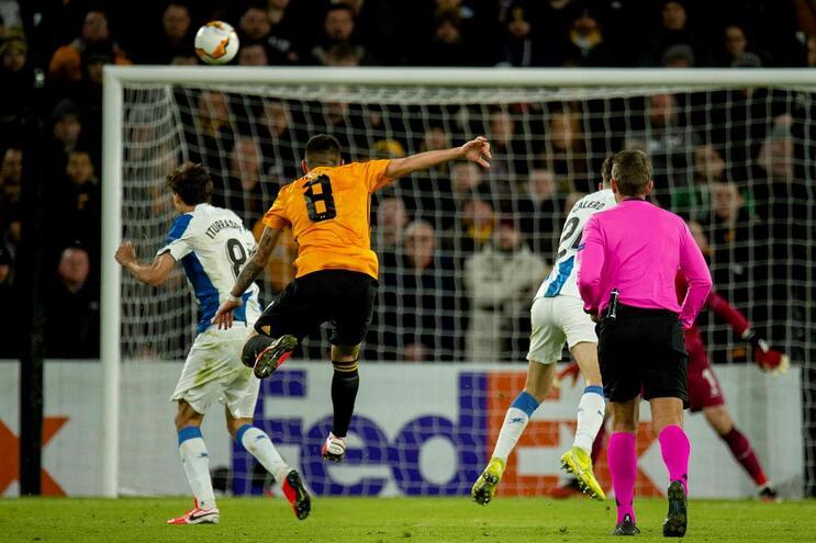 Wolverhampton venceu o Espanyol