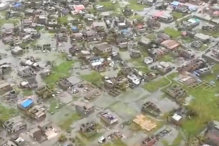 ONU pede 35 milhões de euros para ajudar vítimas do ciclone em Moçambique