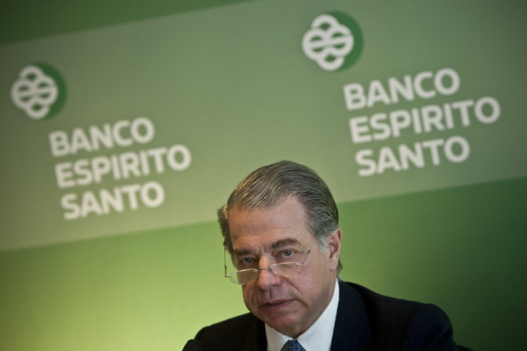 Ricardo Salgado, antigo líder do Grupo Espírito Santo