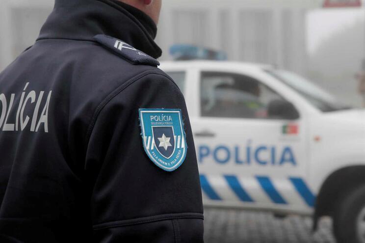 Suspeito foi detido pela PSP