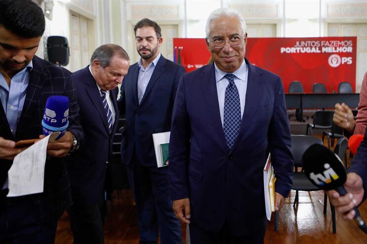 Costa saúda otimismo do Conselho de Finanças Públicas mas mantém previsões