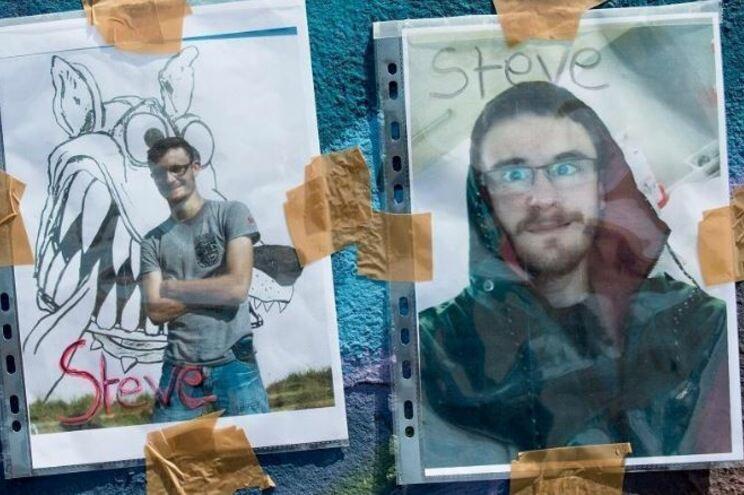 Steve Maia Caniço morreu afogado numa queda no rio Loire a 22 de junho