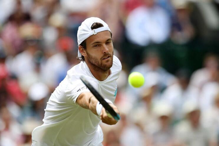 João Sousa sobe 13 lugares no ranking mundial depois dos oitavos em Wimbledon