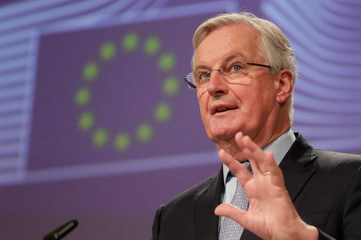 Michel Barnier é o negociador do lado europeu