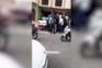 Motards que participavam em funeral afrontam PSP que puxa da arma