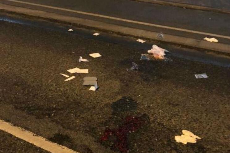 Dois ataques com faca em Viena causam quatro feridos graves