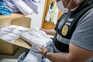 Felgueiras, 21/05/2020 - Uma brigada da ASAE, efectuou esta tarde em Felgueiras uma acção de fiscalização