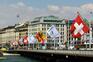 O número de infeções começou a aumentar na Suíça nos últimos dias
