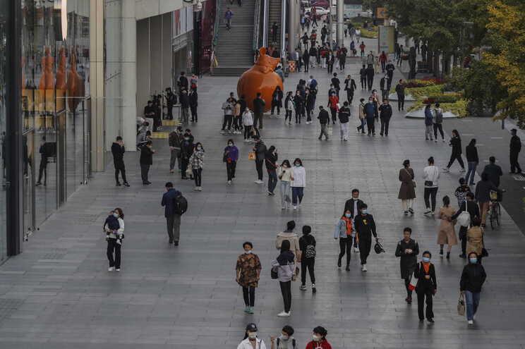 Três cidadãos chineses passaram pelo aeroporto de Lisboa