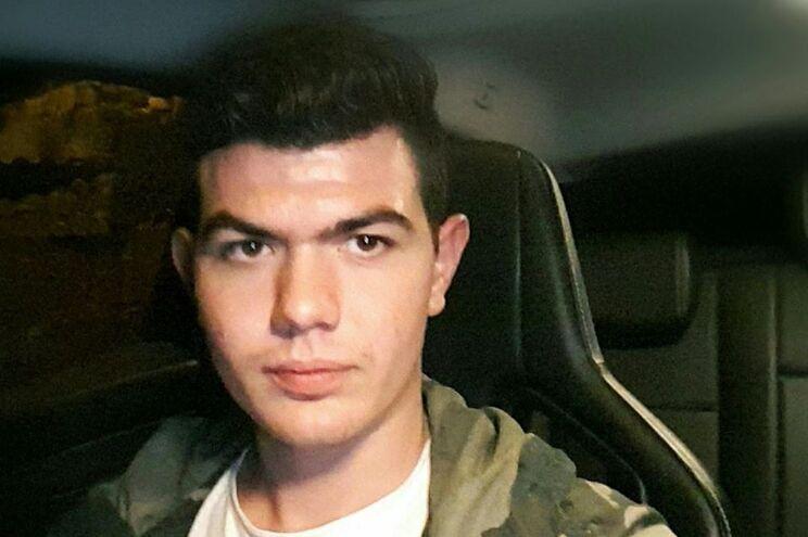 A vítima, Bernardo Gabriel Pereira, de 21 anos