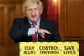 Boris Johnson, primeiro-ministro do Reino Unido