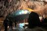 As reações à libertação das 12 crianças e do treinador da gruta