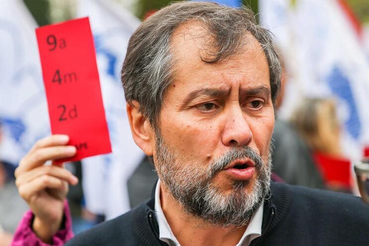 Mário Nogueira da Fenprof