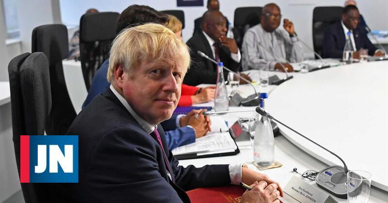 "Boris Johnson admite que acordo sobre o Brexit ainda é ""incerto"""