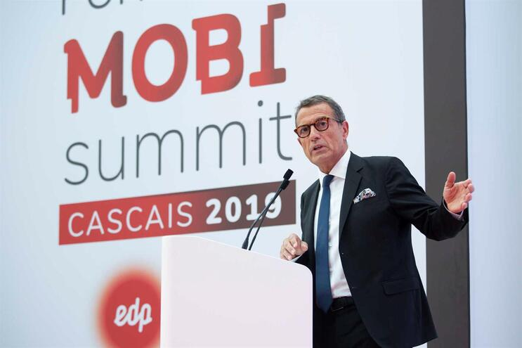 António Mexia, CEO da EDP
