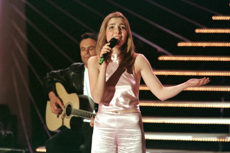 Liana venceu o Festival em 2000