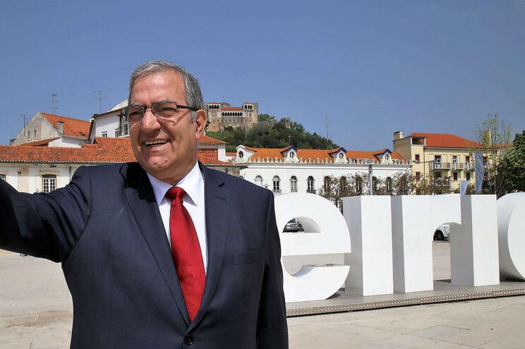 Resultado de imagem para Presidente da Câmara Municipal de Leiria