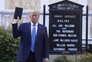 A sacerdote episcopal de Washington criticou Trump por se fazer fotografar em frente à Igreja de São