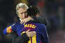 Jorge Jesus e Lionel Messi