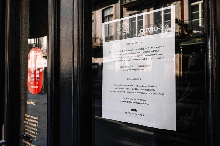 Estado de emergência levou ao encerramento de diversos estabelecimentos