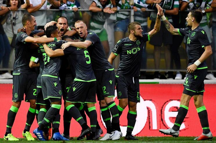 Sporting dá cambalhota no marcador e vence Moreirense