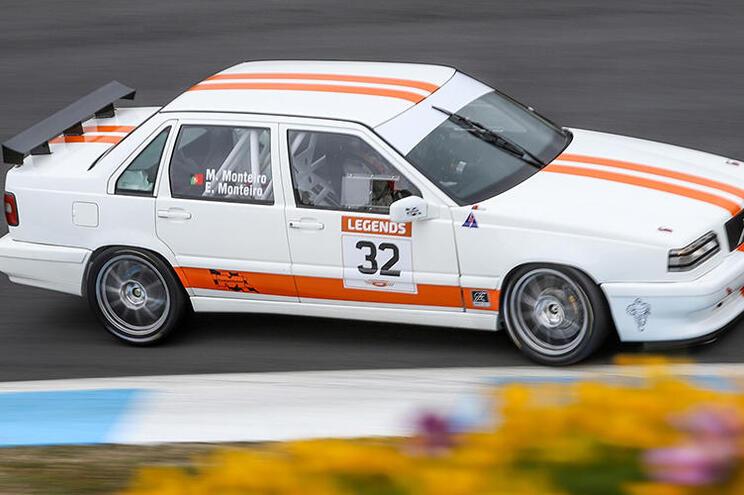 Estas corridas animaram o Estoril Super Racing Series
