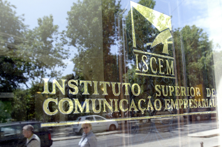Instituto Superior de Comunicação Empresarial (ISCEM), em Lisboa