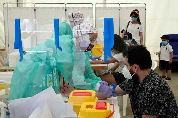 Nas últimas 24 horas, foram diagnosticados 71 novos casos