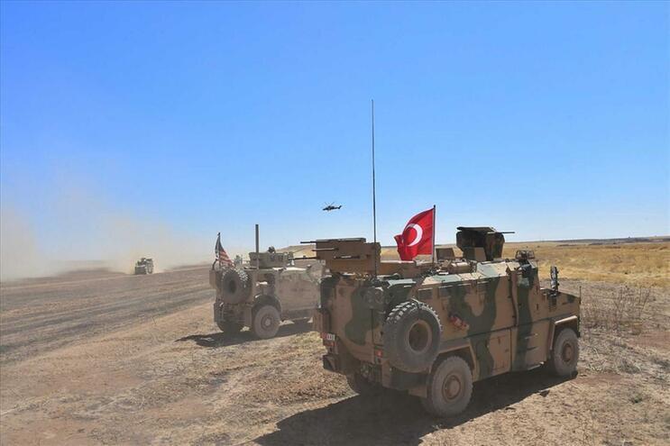 """UE apela a fim da ofensiva turca e a """"solução sustentável"""" na Síria"""