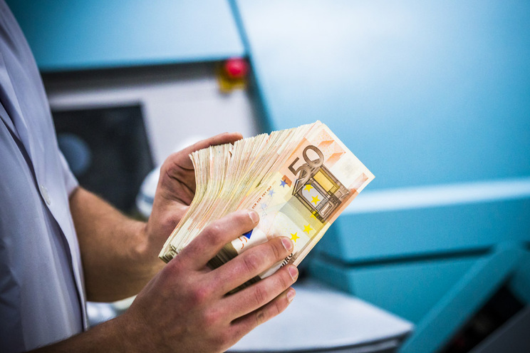 Aumento da receita fiscal representa mais 1374,9 milhões de euros