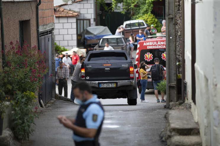 Duplo homicídio em Avarenta, concelho de Valpaços