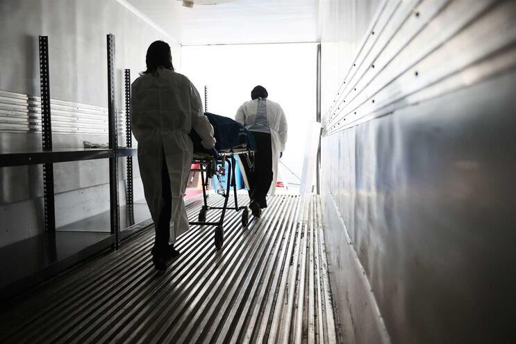 Ligeira subida no número de mortos e de infetados por covid-19 em Portugal