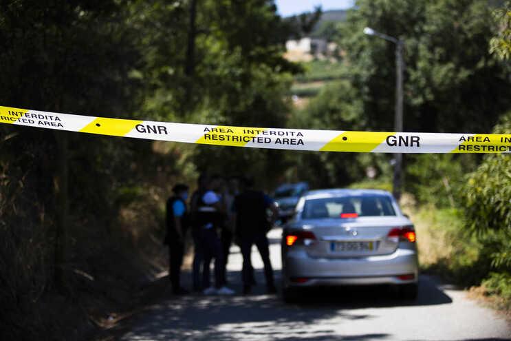 Perímetro das buscas foi alargado pela Polícia Judiciária e pela GNR