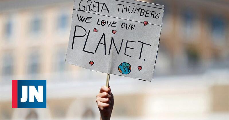 Jovens de mais de metade do planeta exigem combate às alterações climáticas