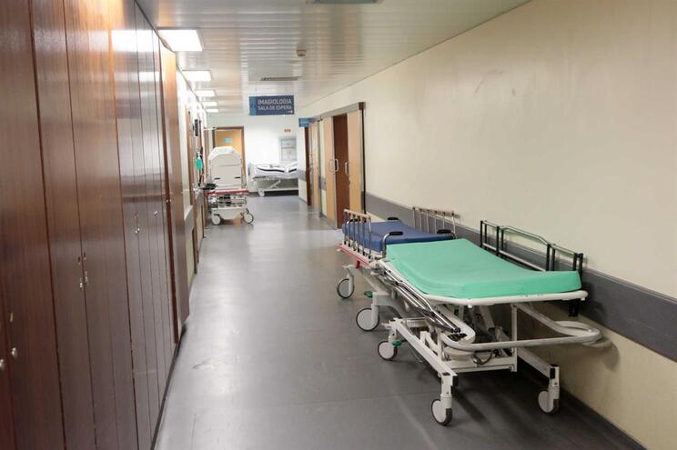 Urgência do centro hospitalar de Vila Nova de Gaia