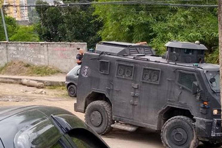 Português detido no Brasil por suspeitas de pertencer a organização criminosa