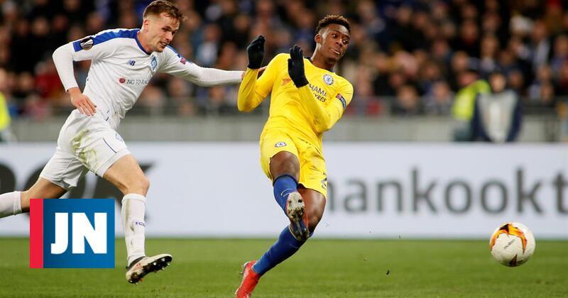 Chelsea denuncia ato racista no jogo com o Dínamo de Kiev