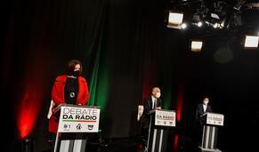 Marcelo exigiria acordo escrito em Governo apoiado pelo Chega e outras notícias em 60 segundos