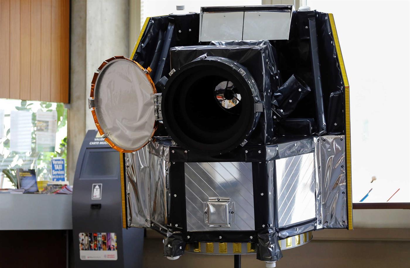 Satélite Vai Estudar Planetas Fora Do Sistema Solar A Partir