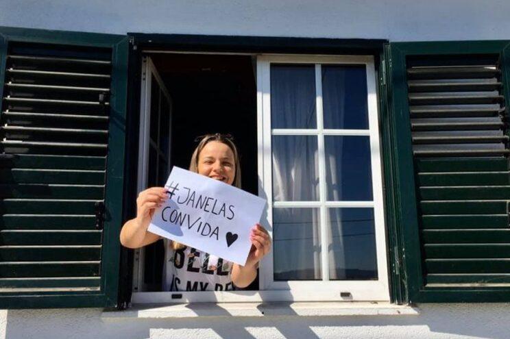 """Estudantes lançam apelo: """"Vá à janela, convide o seu vizinho mais velho para uma conversa"""""""