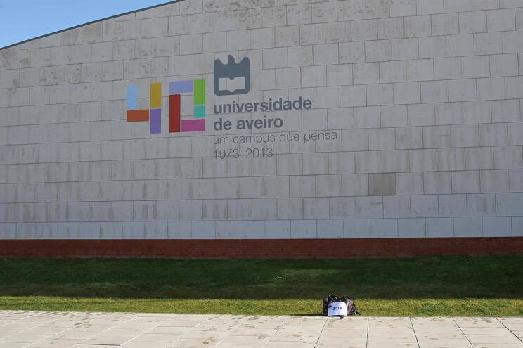 Há 54 casos ativos de covid-19 na Universidade de Aveiro
