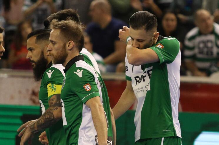 Sporting na final da Taça após triunfo sofrido sobre o Burinhosa