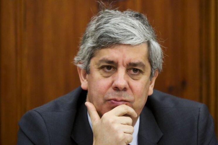 O ministro das Finanças, Mário Centeno