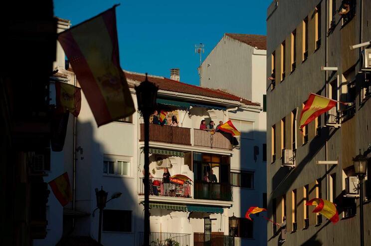 Ronda, em Málaga